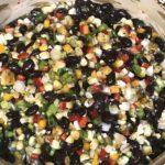 Photo of Black Bean and Corn Salad